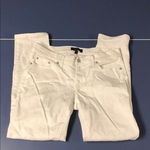 Adorable BR white jeans